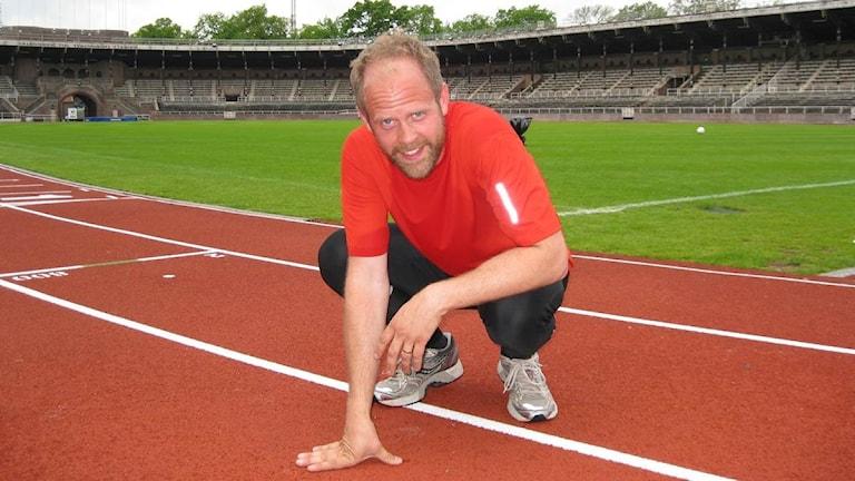 Radiosportens Martin Marhlo ger sina bästa tips för att lyckas.  Foto: Magnus Hagström