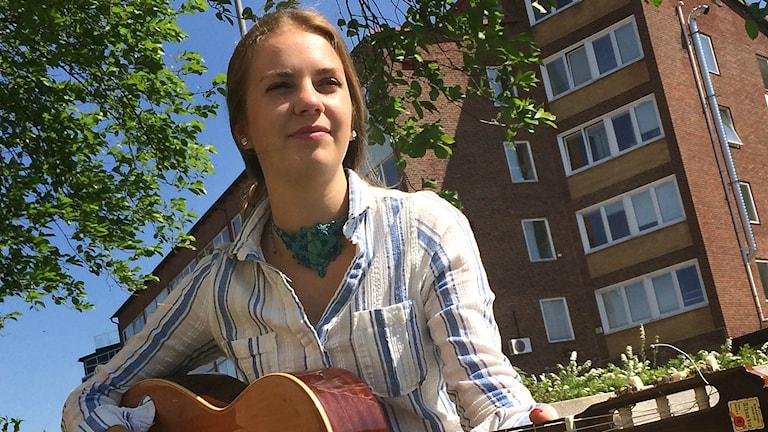 Amanda Jäverfeldt.