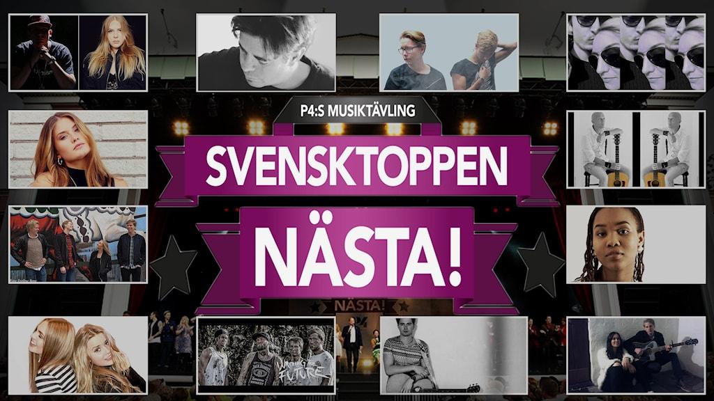 Svensktoppen Nästa 2016