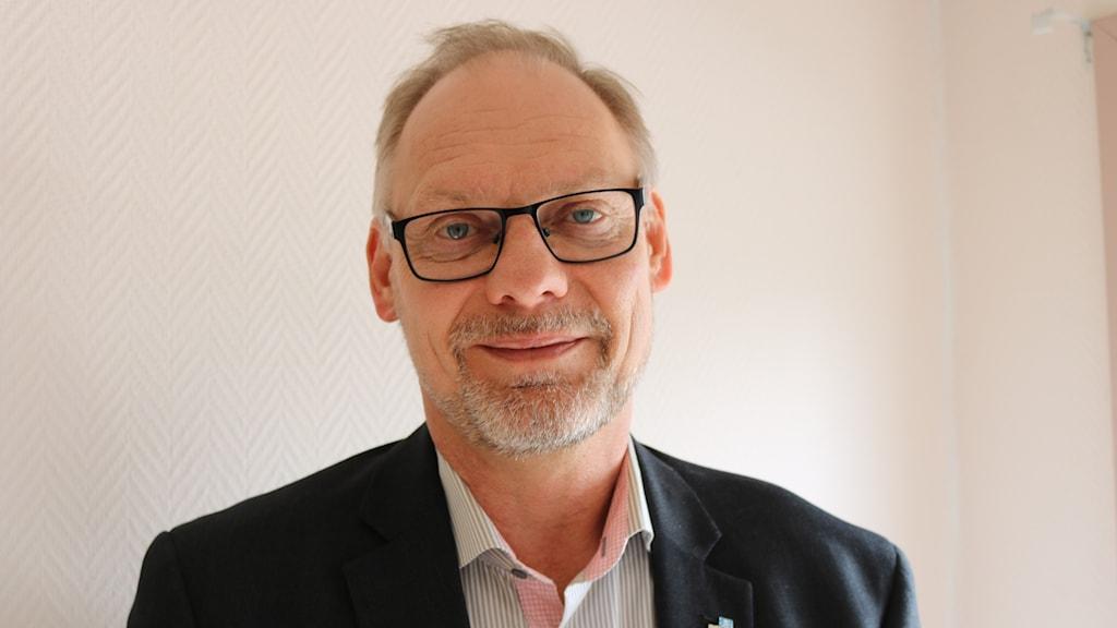 Magnus Nilsson, kommunchef i Svenljunga.