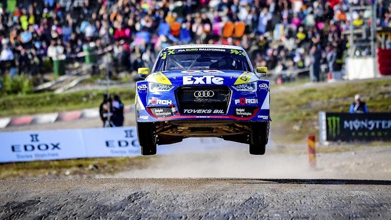Robin Larsson Rallycross