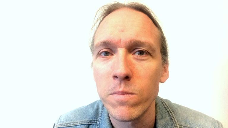 Mikael Dahl har spelat i Crystal eyes sedan 1992 och är den ende medlemmen idag som varit med från starten.
