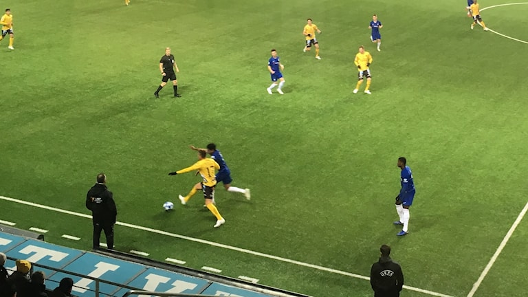 Elfsborg-Chelsea, UEFA Youth League