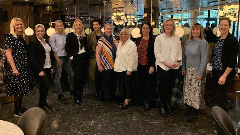 KVINN-projekt – utbildar 12 kvinnor i styrelsearbete
