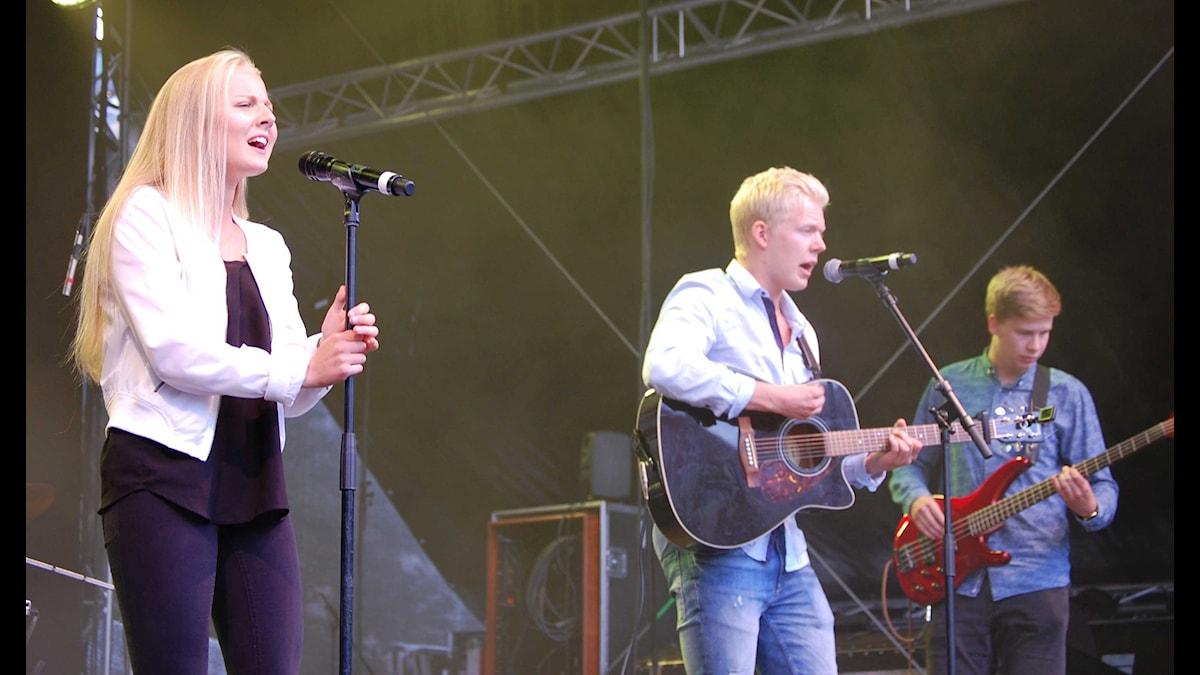 Mackan & Matthew var P4 Sjuhärads bidrag till finalen i Svensktoppen nästa 2016.