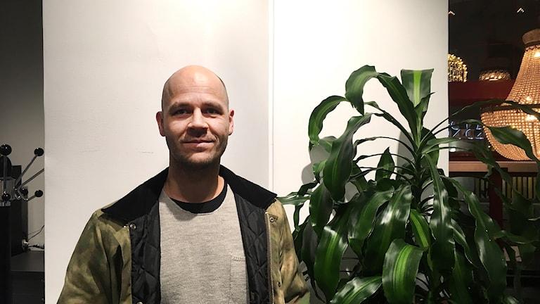 Daniel Bengtsson Greenpeace