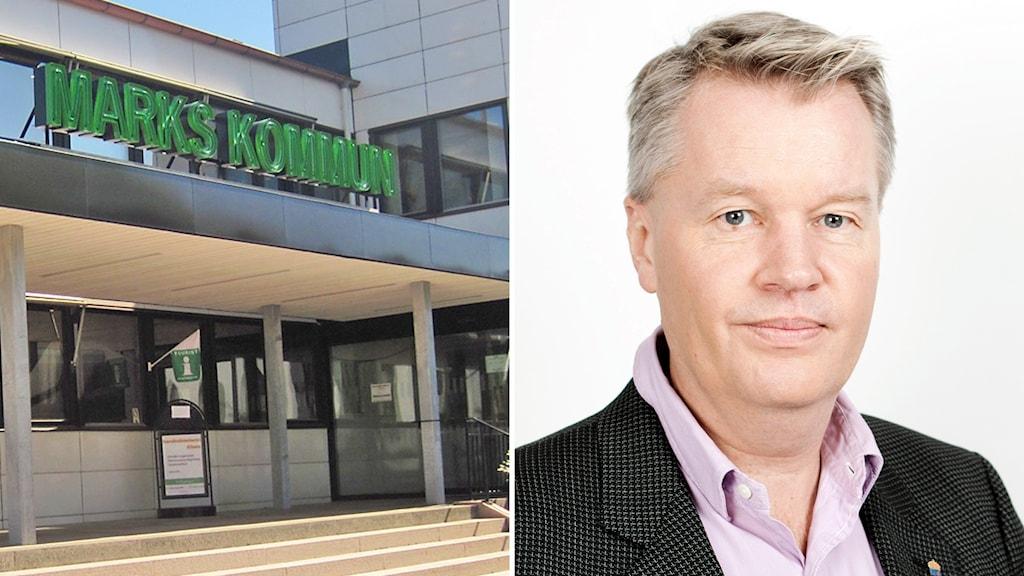 Mats Lilienberg ny kommunchef i Mark