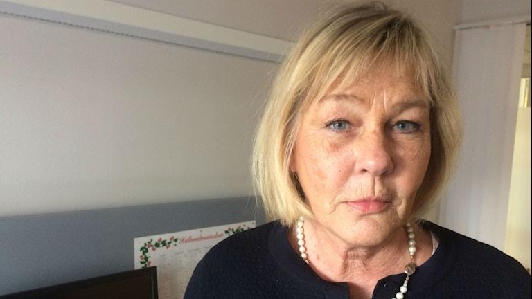 Kerstin Söderlund, Arbetsförmedlingschef Borås