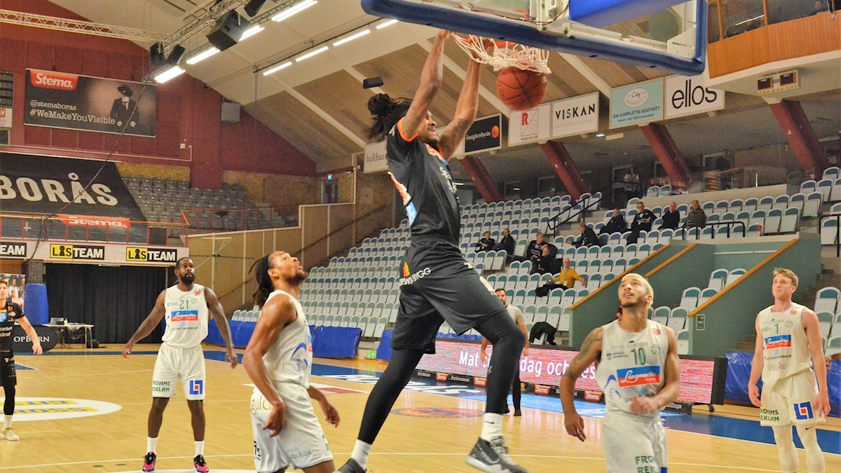 Deandre Davis, Borås Basket.