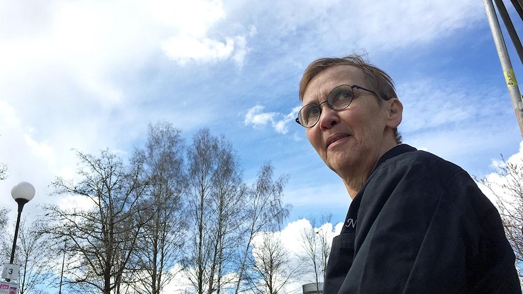 Yvonne Nilsson.