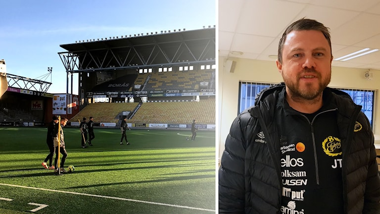 Jimmy Thelin, tränare för IF Elfsborg