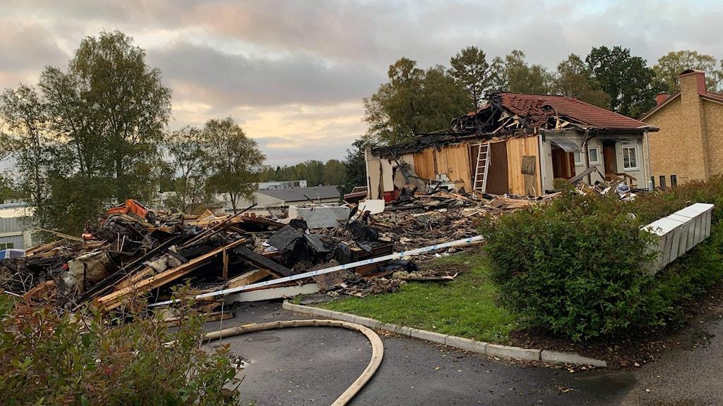 Branden i Annelund