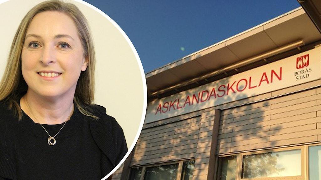 Petra Wiland och Asklandaskolan