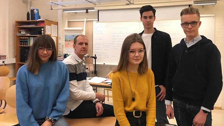 Elever Dalsjöskolan