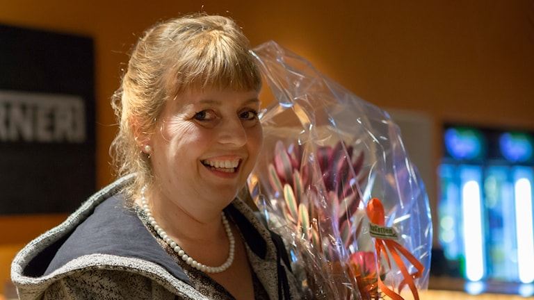 Anita Pettersson vann Forskar Grand Prix.