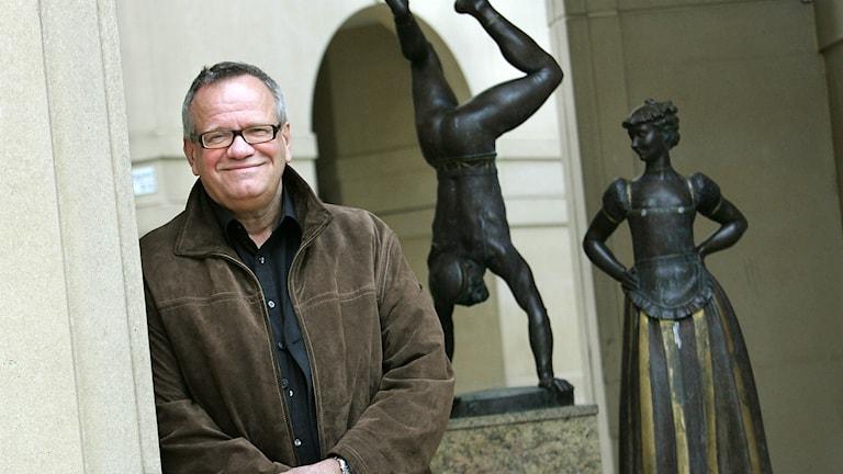 Sexrådgivaren Olle Waller menar att alias är vanligt på nätdejting. Foto: Jonas Ekströmer/Scanpix