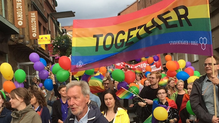 Pride i Borås