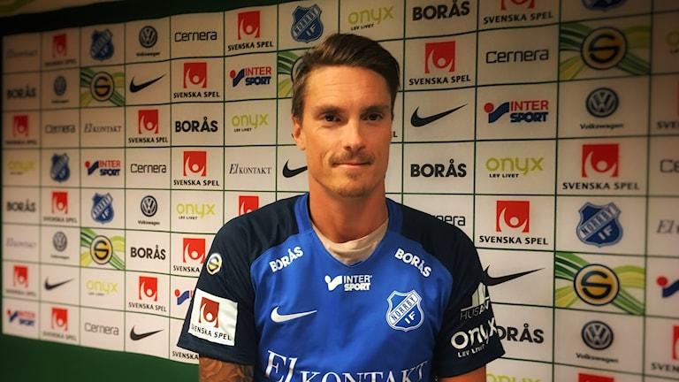 Lasse Nilsson klar för Norrby IF