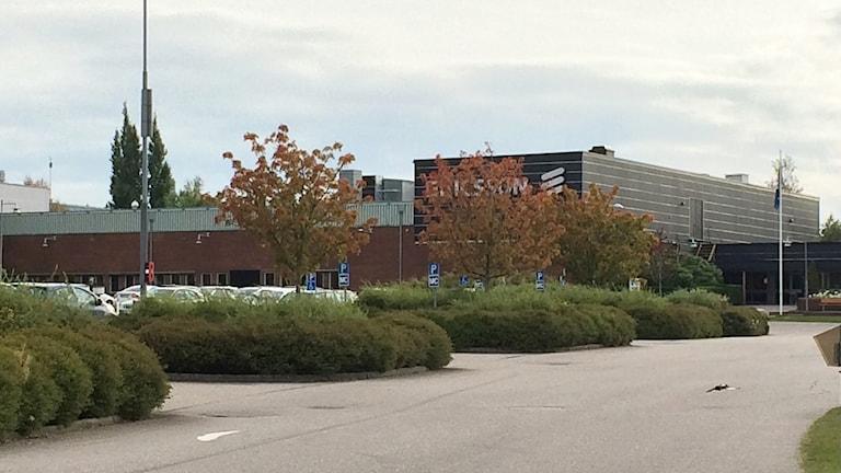 Ericsson i Borås.