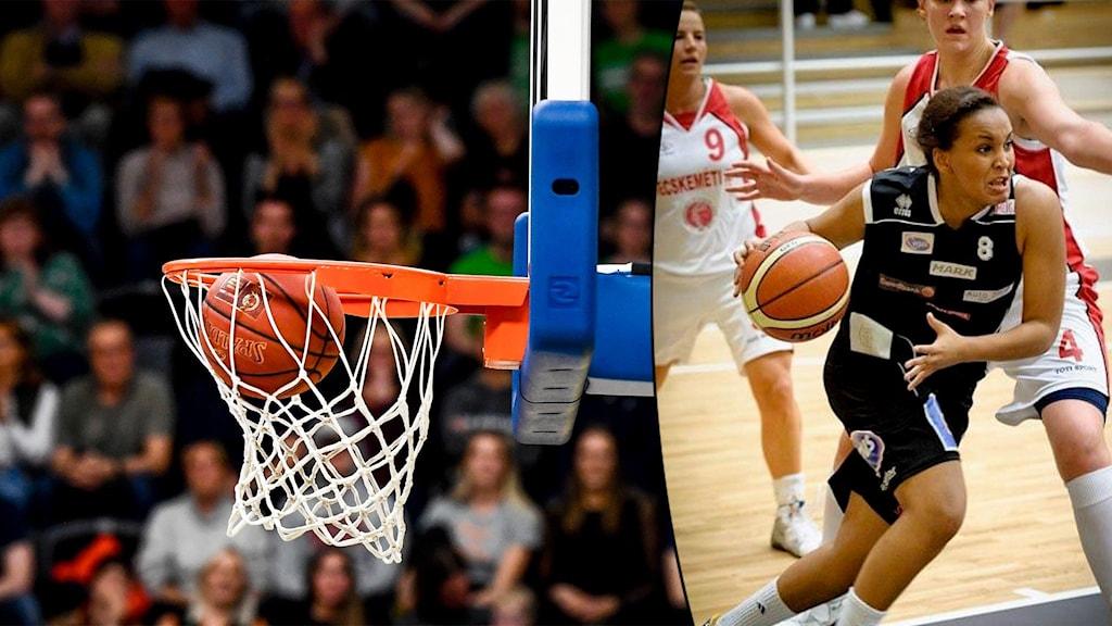 Basketspelaren Yohanna Araya