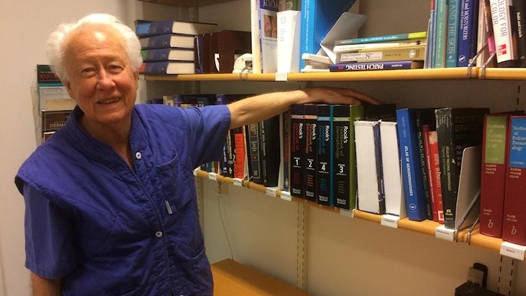 Gösta Rope är överläkare på SÄS och professor emeritus från Sahlgrenska.