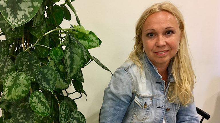 Catharina Hedén, IKT-utvecklare på vård och äldreförvaltningen i Borås
