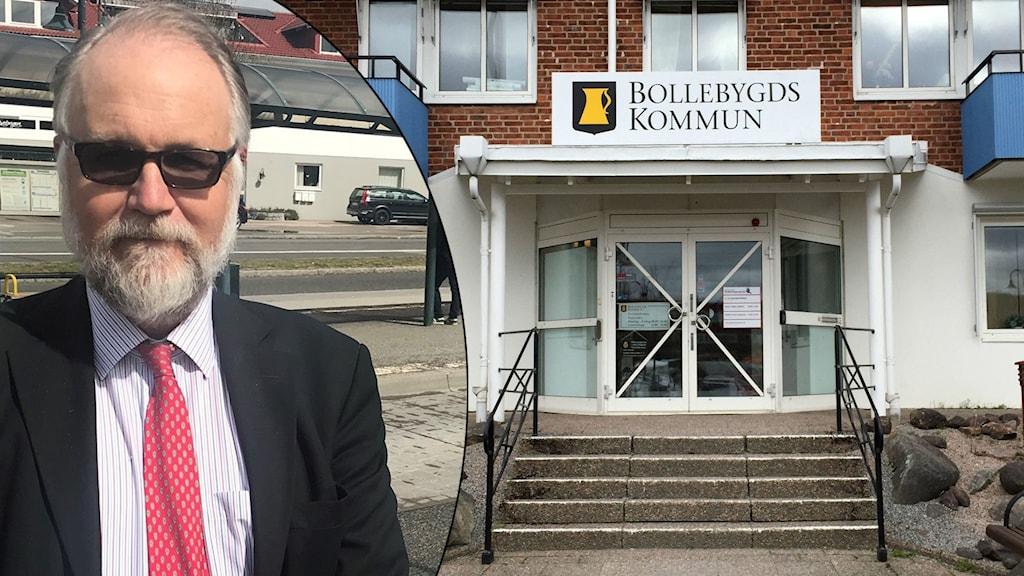 Mikael Plogell och Bollebygds kommun