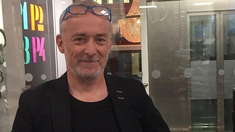 Håkan Fransson, drogförebyggare Öckerö kommun.