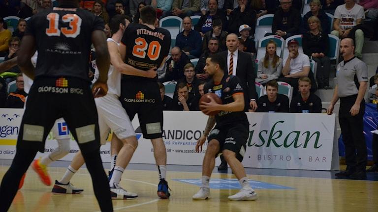 Borås Basket.