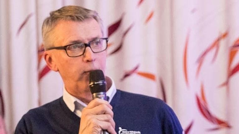 Johan Gadd, distriktsidrottschef på Västra Götalands idrottsförbund.