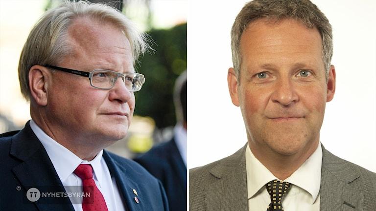 Peter Hultqvist och Jan Ericson