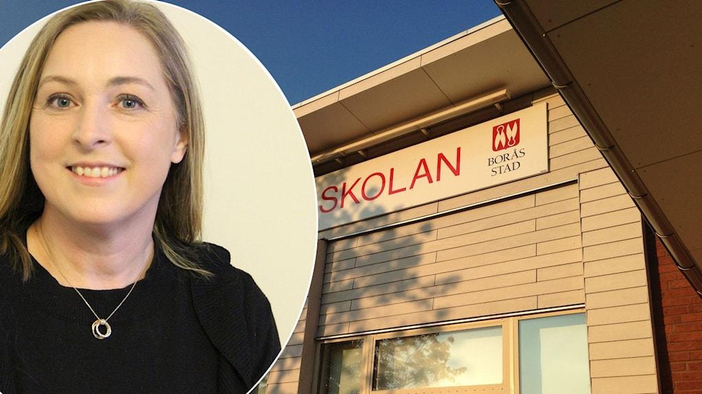 Petra Wilandsson och Asklandaskolan