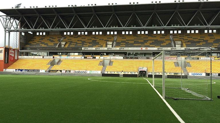 Borås Arena. Foto: Melissa Gustafsson/SR