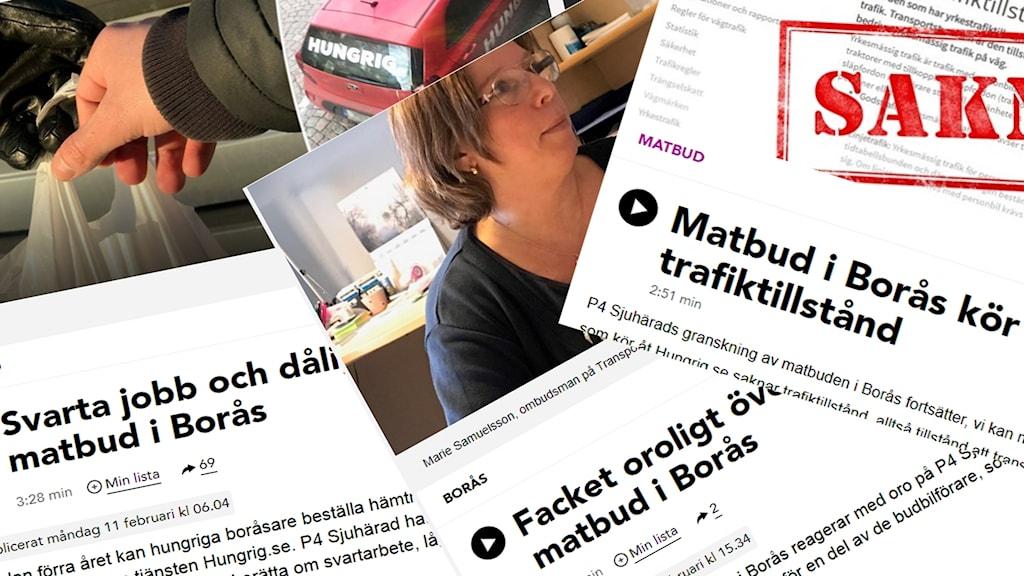 P4 Sjuhärads granskning av hungrig.se
