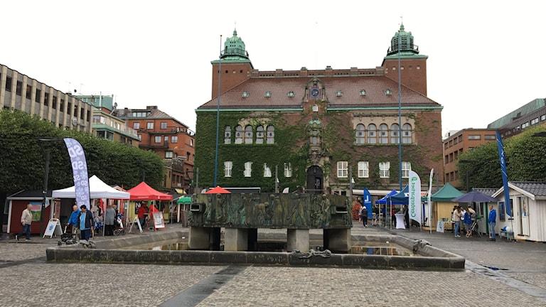 Valstugorna i Borås
