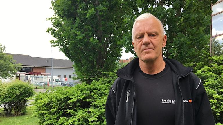 Lars Öhrn Svenska kyrkan