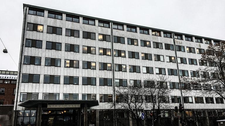 Stadshuset Borås