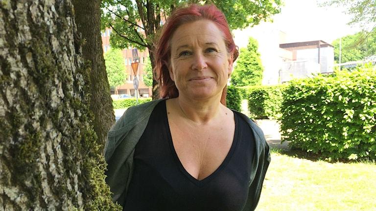 Anna Augustsson, ordförande Kommunal Borås.