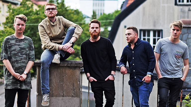 medlemmarna i bandet Lejonhjärta.