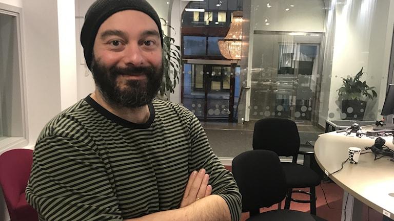 Filmregissör från Borås gäst i studion