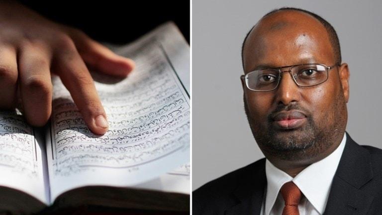 rektorn för Islamiska skolan i Borås