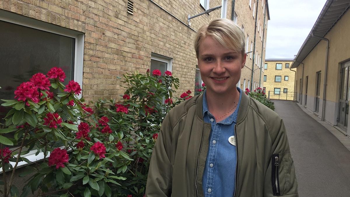 Karin Wernersson, som räddade livet på Rose-Marie.