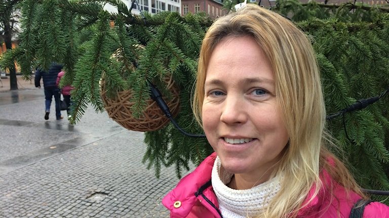 Lisa Statham, cityledare på Borås City.