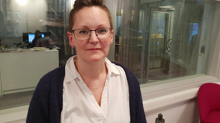 Ylva Lengberg (S), ersättare i kommnustyrelsen.