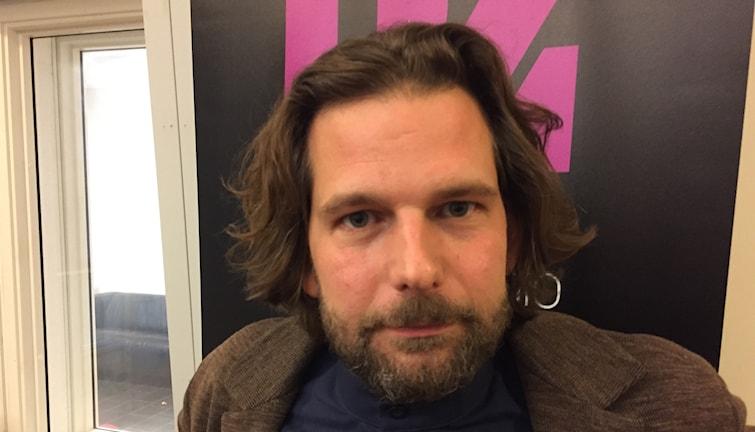 Journalisten och författaren Hynek Pallas.