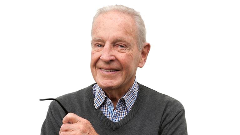 Lennart Lindblad från Vårgårda, tilldelades Polhemspriset 2016.