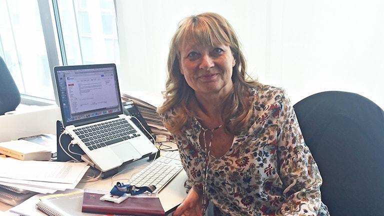 Kerstin Weigl prisad journalist på Aftonbladet