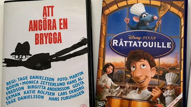 Två av alla filmer som det pratas om.