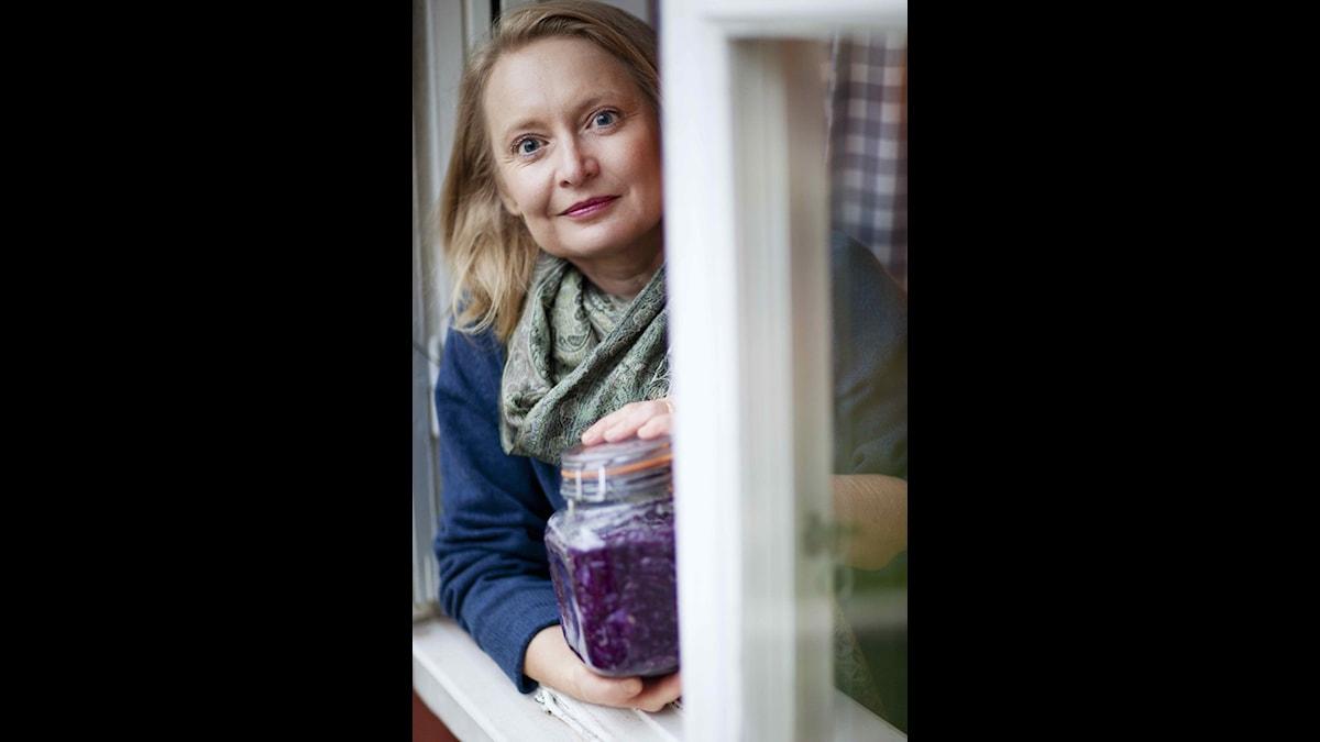 Författaren och vetenskapsjournalisten Karin Bojs.
