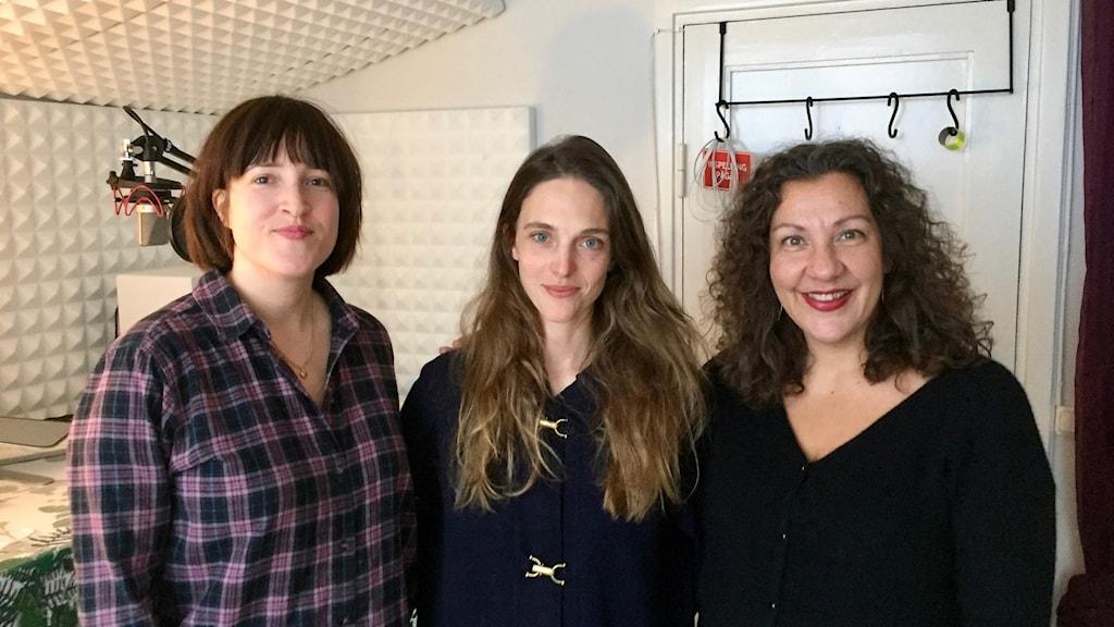 NIna Frogneborn, Emma Kolback och Maria Zihammou bjuder på sina bästa kåltips.